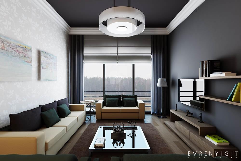 Evren Yiğit | Diwan Apartment 107 | Sıradışı Digital